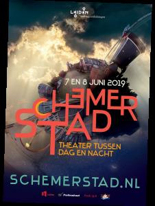 poster Schemerstad 2019