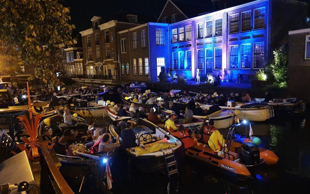 Het succes schemert in Leiden